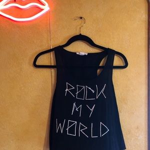 Forever21 Crop Tank